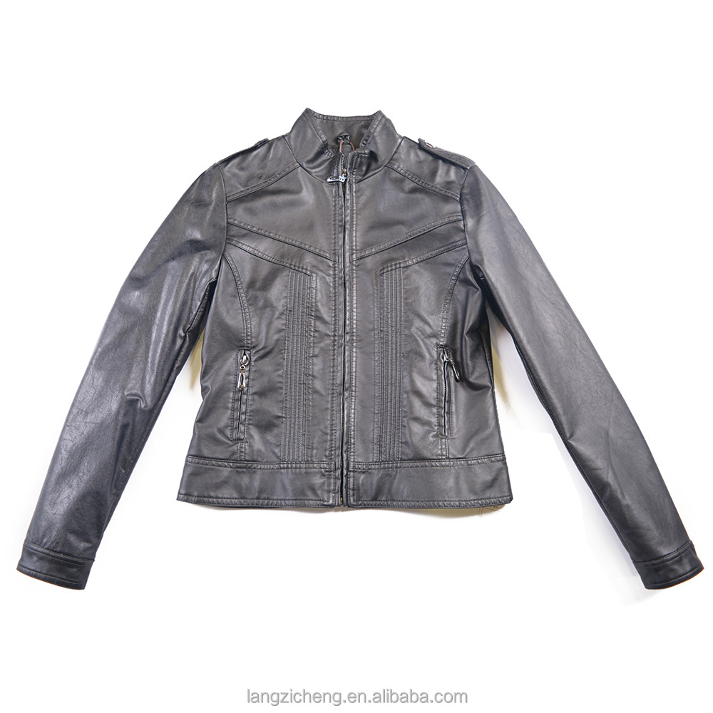 Fleece Lined Leather Jacket, Fleece Lined Leather Jacket Suppliers ...