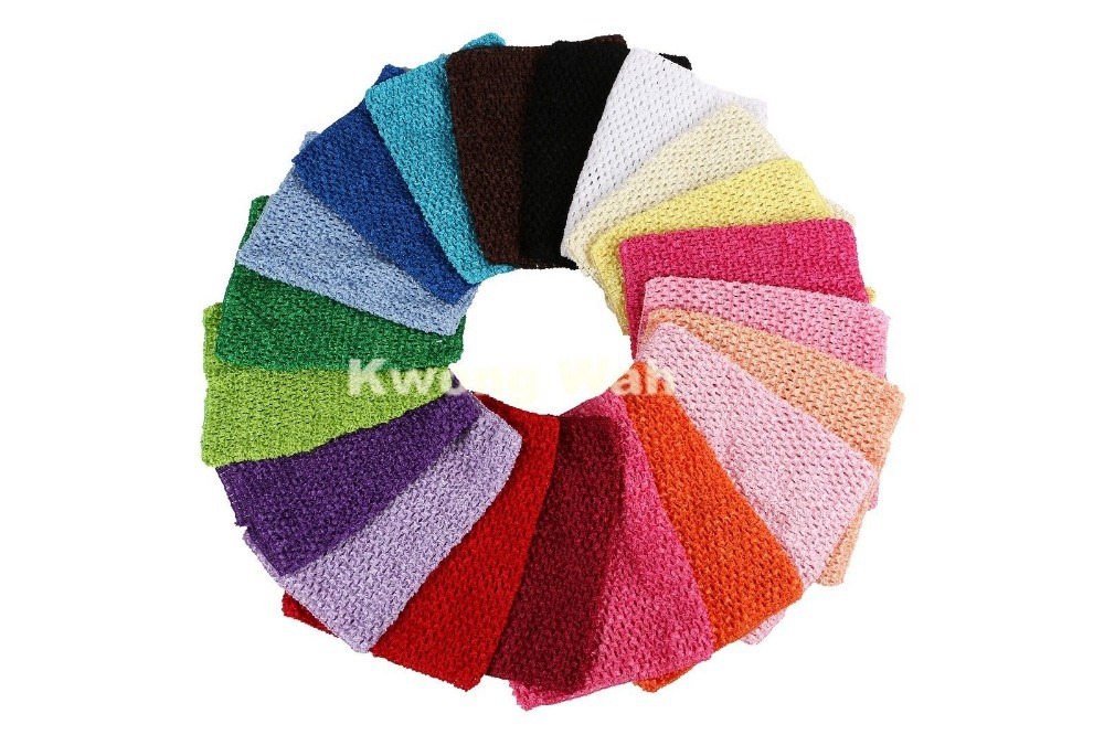 Buy 10pcs Unlined 9inch X 75inch 23cm X 20cm Baby Crochet Tutu