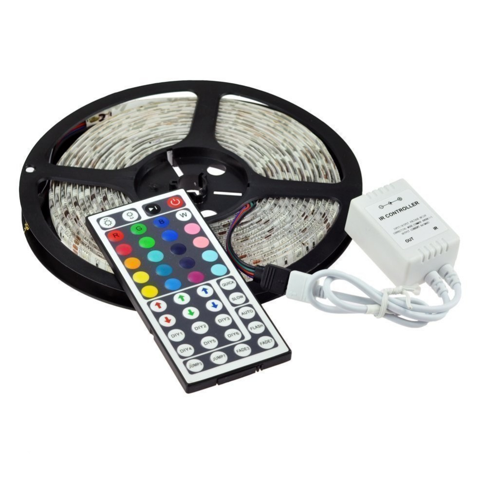 LF - High quality <strong>rgb</strong> 5050 smd led strip 12V 24V 5050 60leds/m with factory bottom price LED strip light