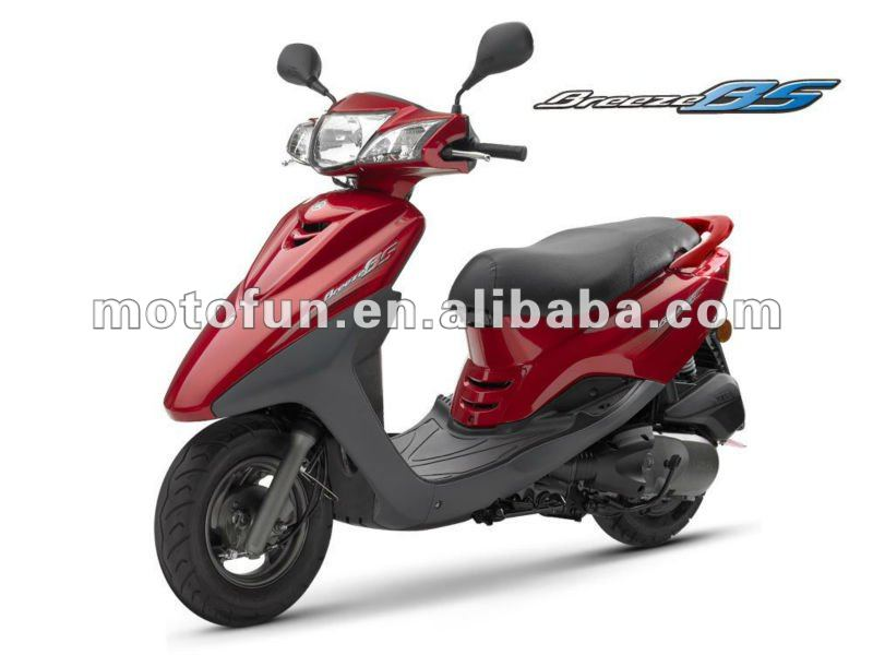 Yamaha Breeze Bs 125 Cc New Scooter Motorcycle Taiwan Anese