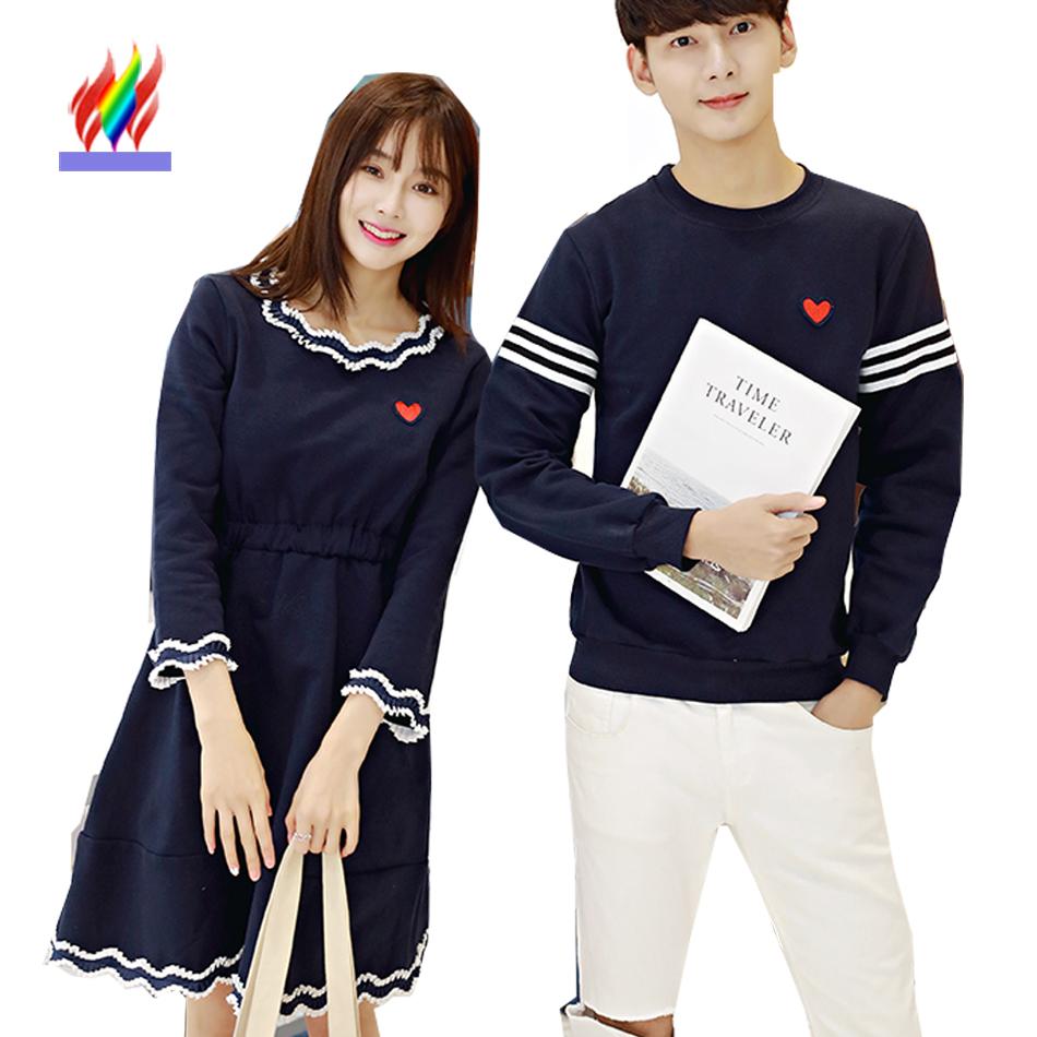 Korean couple clothes online shop