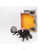 Horrible 4 channels Spider Toy with Shinning Light Eyes Remote Control Tarantula