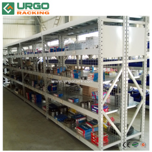 Steel Medium Duty Warehouse Storage Shelf