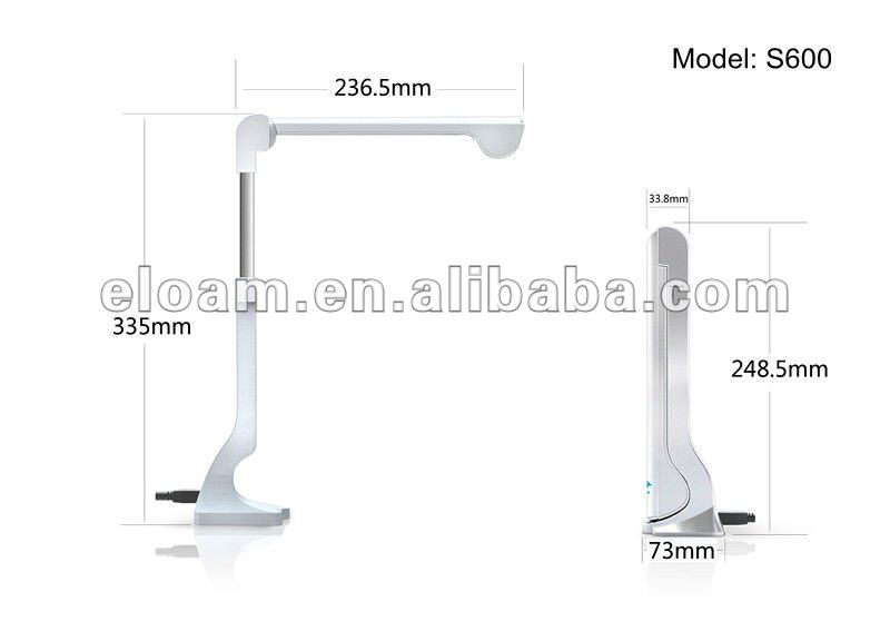 Eloam education industry A3 document camera s600