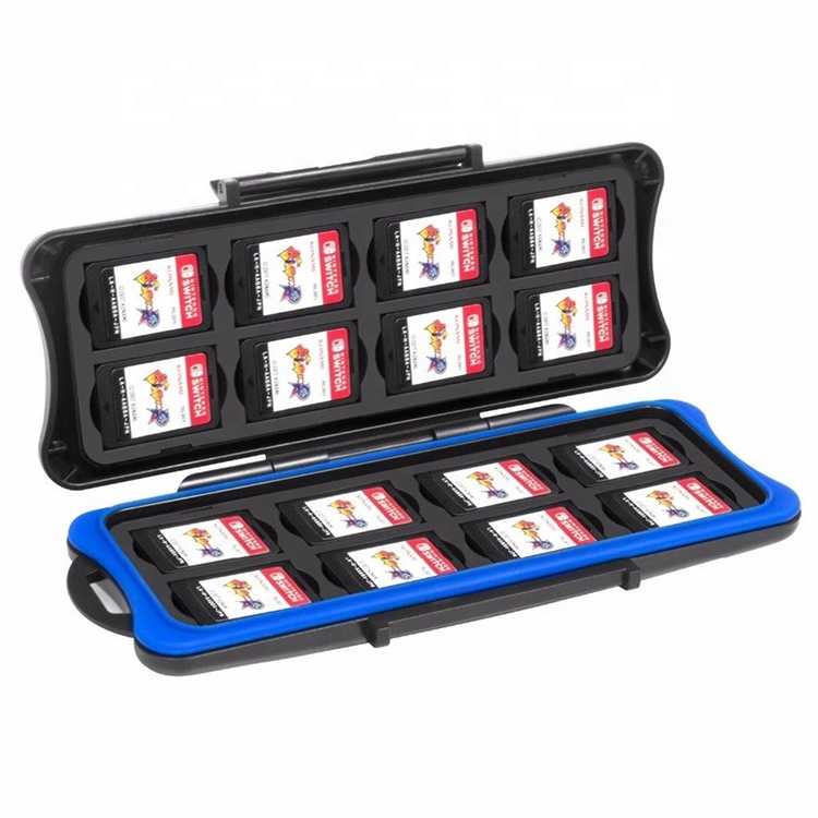32 in 1 Game Card Case Holder Storage Box Carry Cover For Nintendo Switch фото