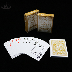 Promotional custom playing card poker donkey card game