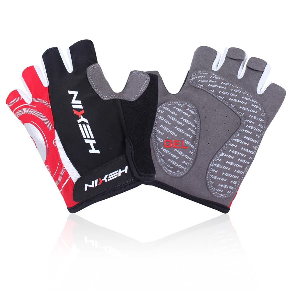New fashion no moq three colors motorcycle cool gym sport gloves
