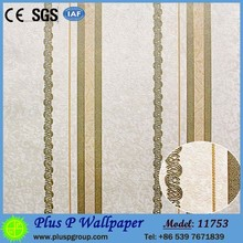 professional vinyl Wallpaper Wallcovering Manufacturer in China