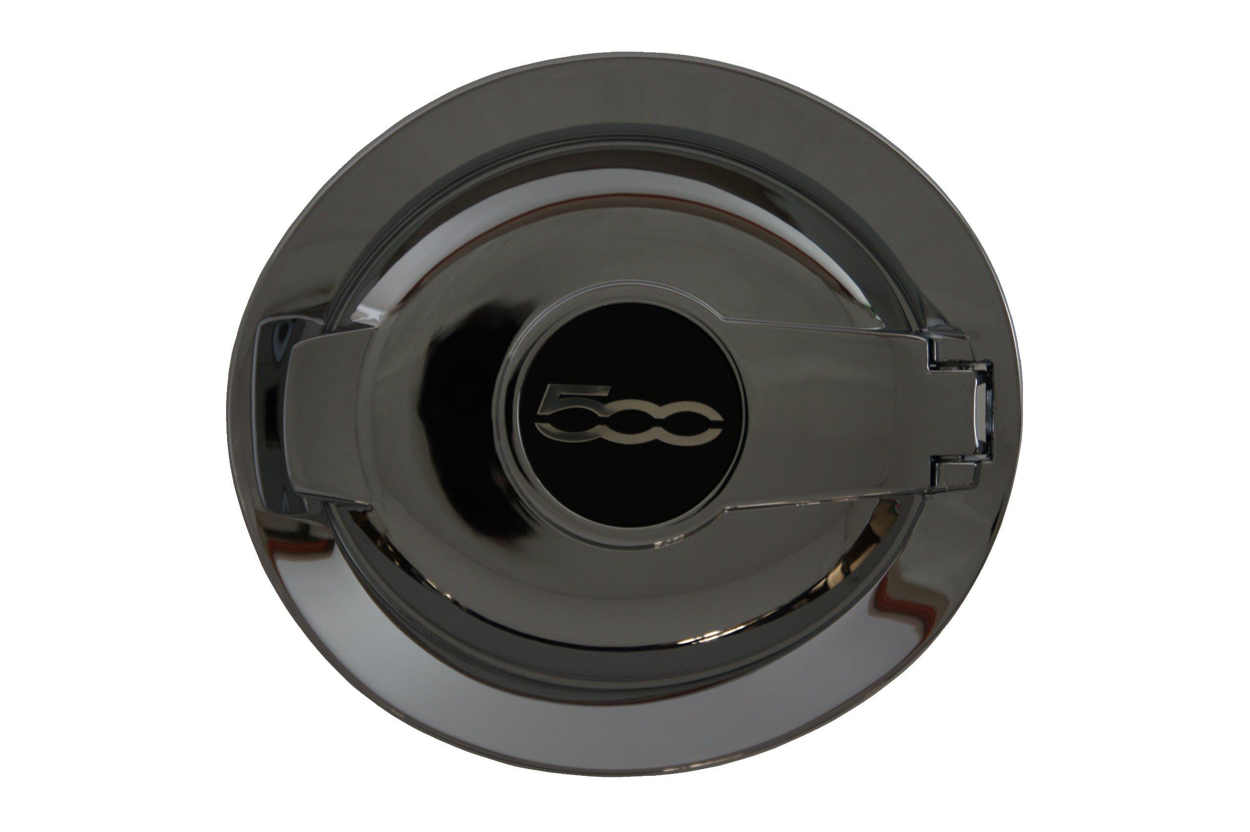 Genuine Fiat Accessories 82212507 Fuel Door for Fiat 500/500C