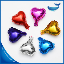 Birthday Party Supplies Colorful Heart Foil Balloon