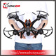 Hot sale! Cheerson CX-35 Drone RC 5.8G FPV Quadcopter LED Display With 2MP Wide Angle HD Camera Gimbal High Hold Mode