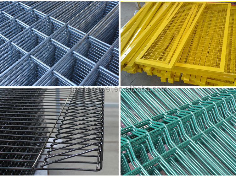 Welded Wire Mesh Fence Panel,Galvanized Welded Wire Fence Panels ...