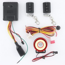 HUATAI China waterproof anti-hijacking cheap price motorcycle alarm/one way motorcycle alarm system HT-MT03V A342
