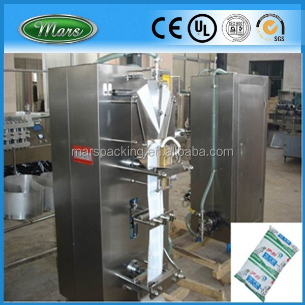 Bag Liquid Milk Filling Machine