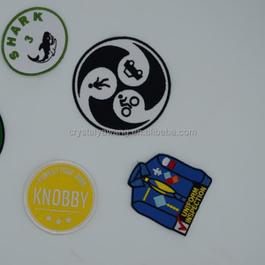 heat transfer embroidery patches for clothing