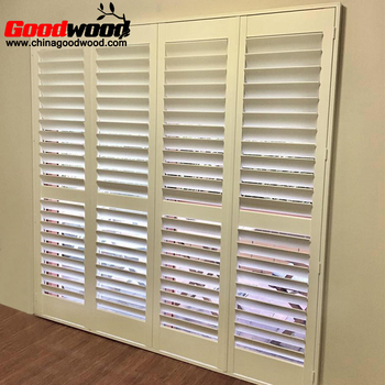 Plantation Interior Shutter Window Blinds