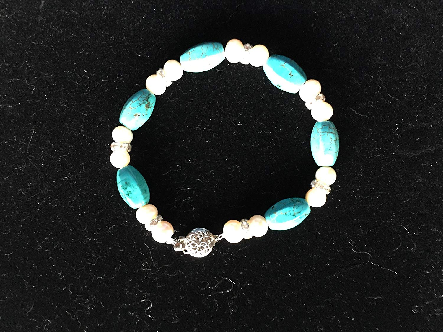 29d293ed382e8 Cheap Turquoise And Pearl Bracelet, find Turquoise And Pearl ...