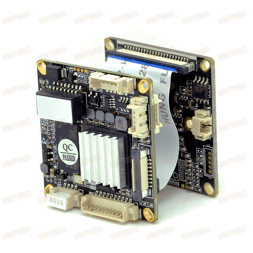1080P WDR IP Camera Module Starlight 2MP Sony IMX327 H.265 Onvif CCTV Network Smart Security IPC PBC IP Board Camera SIP-E327D