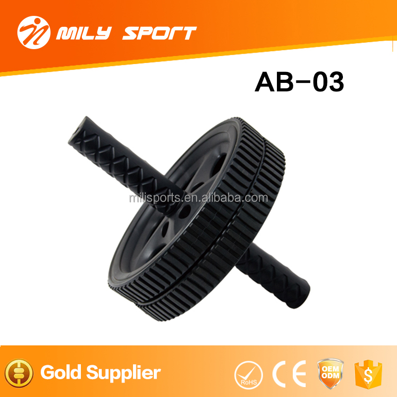 Fexible AB Wheel Workout AB Roller Wheel <strong>Balance</strong>