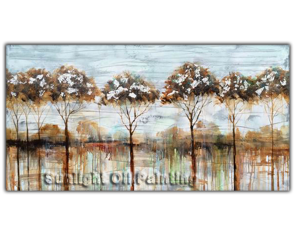 home goods Natural Landscape Painting canvas paintings