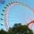 Sightseeing equipment amusement park rides small ferris wheel for sale