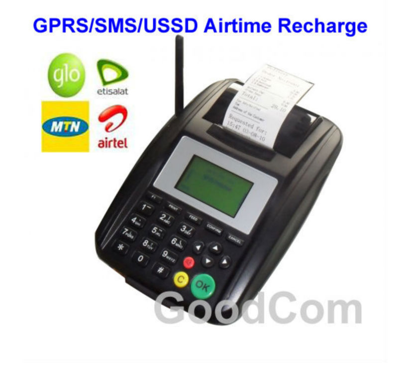 GSM SMS Thermal printer for online food ordering