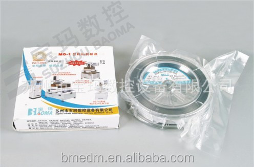 Good quality dia 0.18mm molybdenum wire for EDM wire cutting machines