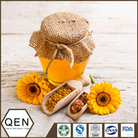 Natural raw wholesale 100% Pure Sunflower Honey in bulk or OEM