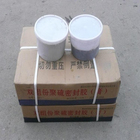 Concrete driveway crack repair polysulphide sealant for expansion joints