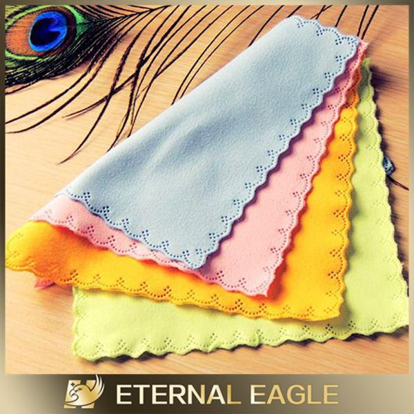 Brand new soft glass cloth/non woven cloth for glasses/laptop cleaning cloth