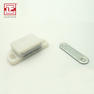 Cabinet Magnet Latch Hardware for Home Kitchen Cupboard Wardrobe Closet Door Closer