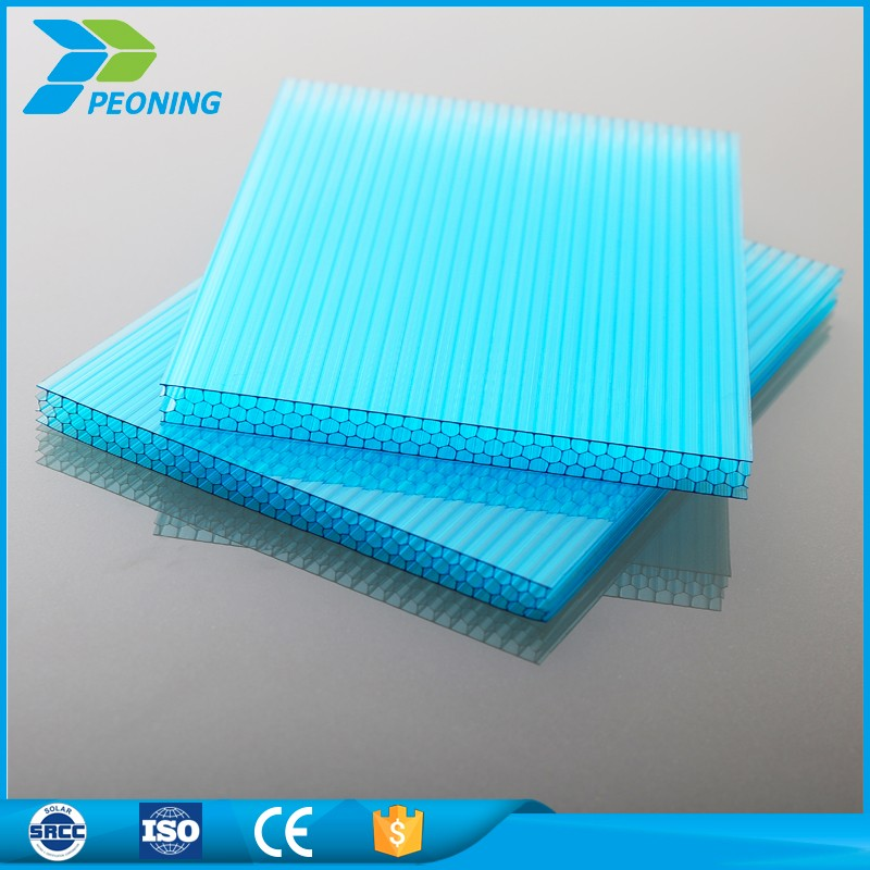 Abrasion resistance lexan polycarbonate sheet cheap price