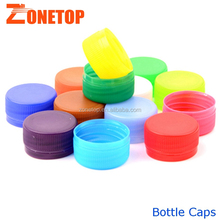 Non Spill beverage juice milk soda plastic water bottle caps for sale