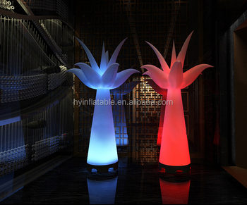 Lighting Inflatable Decor Yard Decorations Tractor Decoration For