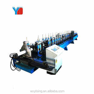 Passed CE and ISO Full Automatic Stainless Steel Coil Pipe Roll Forming Making Machine Cheap Price