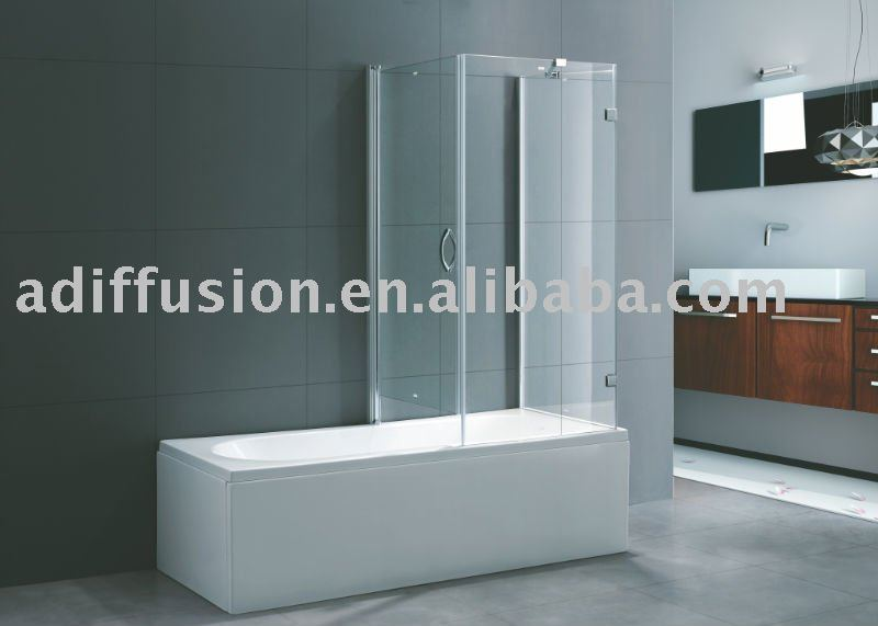 Shower Bathtub Combinations Screen Corner Bath Shower Combo Ns700 ...