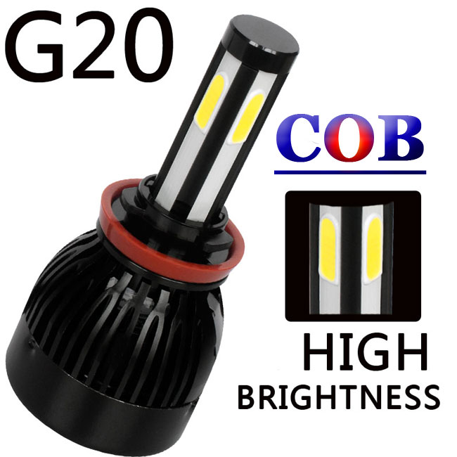 LED Headlight 9005 G20/G21/G7/L8H 80 W/pair 8000 Lumen/Bisa Menemukan Harga Penutupan, Pembukaan, Tertinggi, Terendah, Perubahan, % Perubahan Pasangan Mata Uang 12 V, tiga Warna (Putih, Kuning dan Biru) Lampu LED