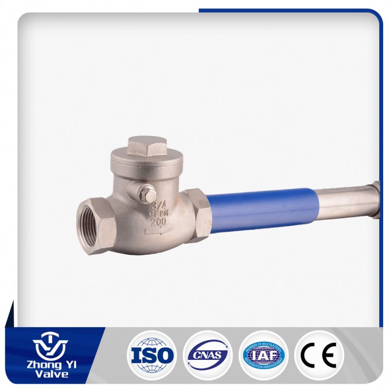 Class200 dual plate check valve symbol flow direction