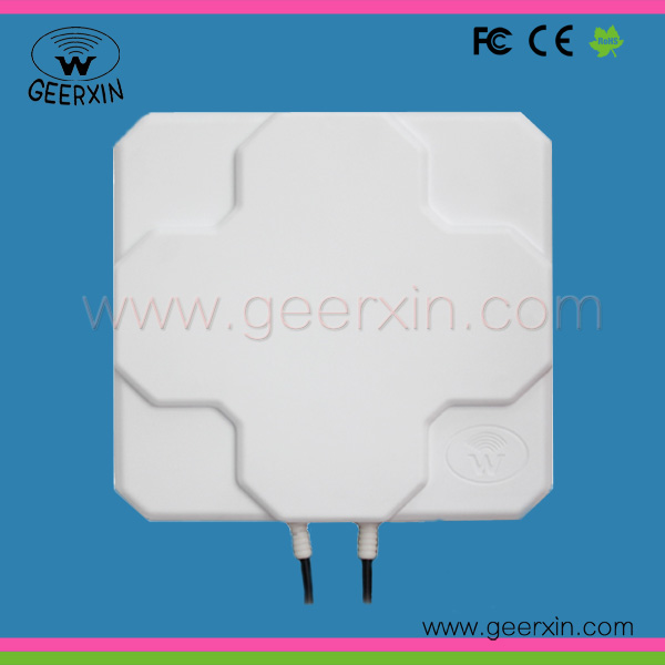 Shenzhen Geerxin 698~2980MHz High gain panel antenna outdoor, lte 4G modem external antenna wireless