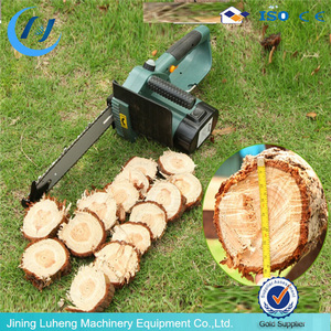 Wood/tree cutting machine/gasoline chain saw - LUHENG