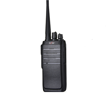 MSTAR MDP500 walki talki digital professional commercial intercom is strong anti-jamming digital fm radio