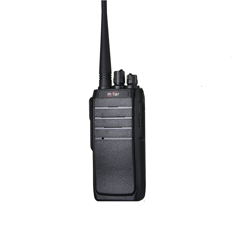 MSTAR fm radio MDP500 walki talki digital professional commercial intercom is strong anti-jamming digital fm radio