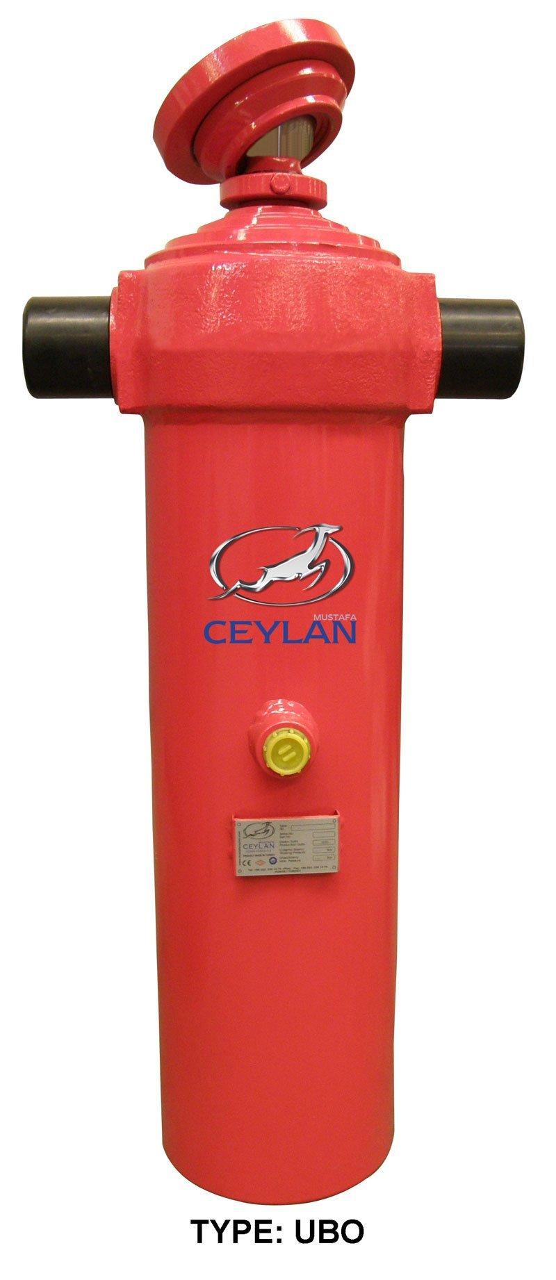 HYDRAULIC TELESCOPIC CYLINDER