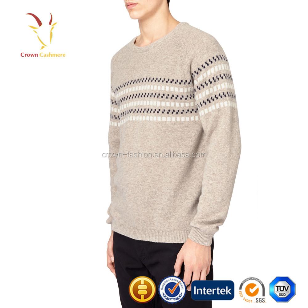 Catálogo de fabricantes de Hombres Suéter Intarsia de alta calidad y ...
