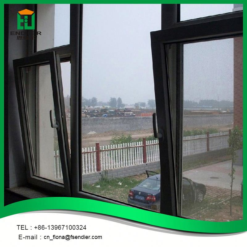 Good quality aluminum frame swing window in Vietnam