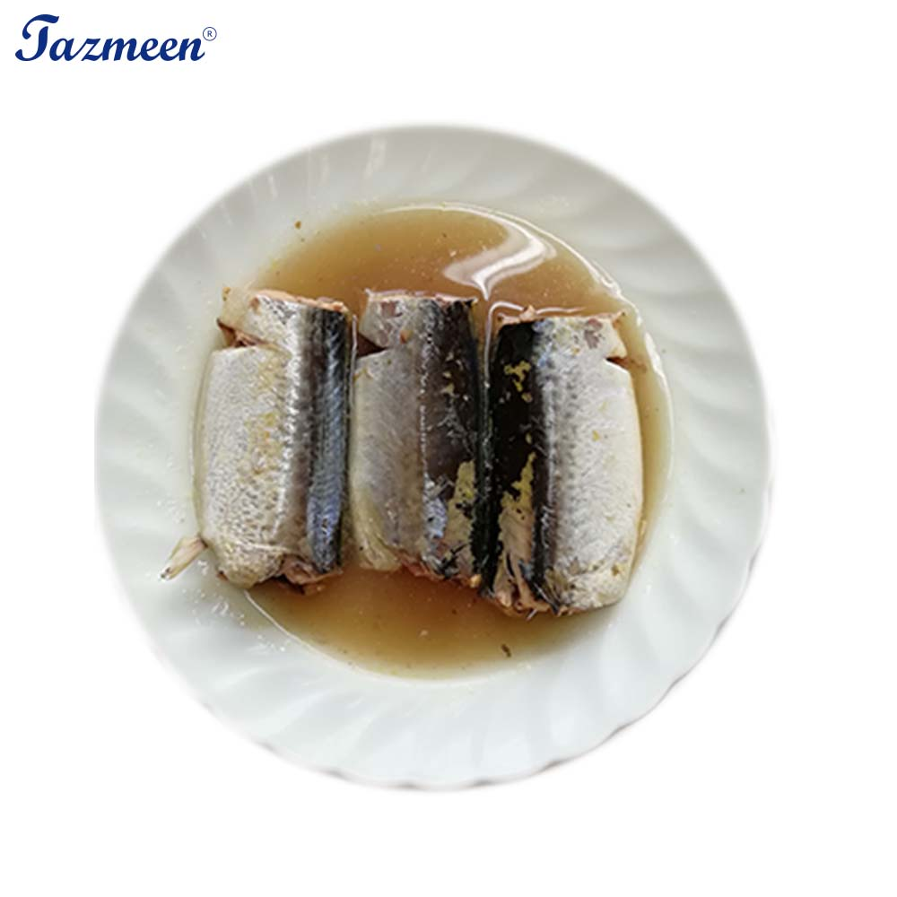 Canned Sardine in Brine canned fish 125g