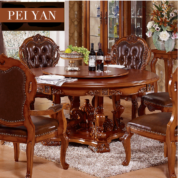 Cheap Dining Tables: Hot Sell Cheap Marble Round Dining Table And Chairs