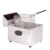 Electric KFC Potato Snack Deep Fryer Filter Machine