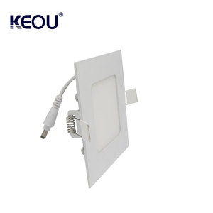 Round Square for option coloful led panel led ceiling light 18w recessed led panel dimmable square 18w led panel