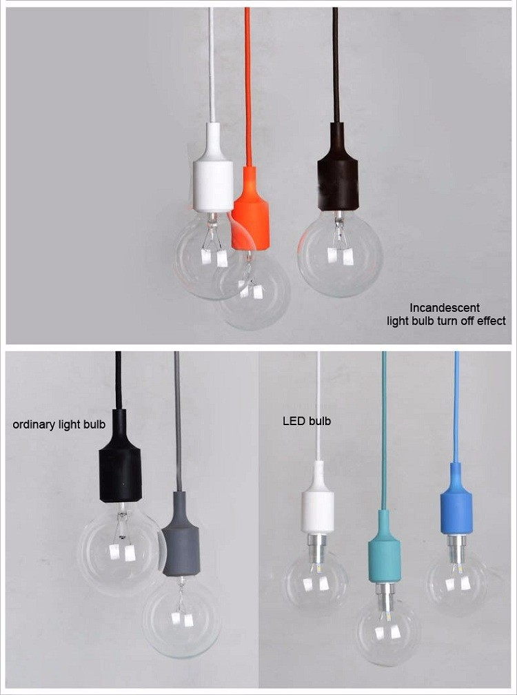 Small Concrete Ceiling Lamp Silicone Canopy With Concrete Lamp ...